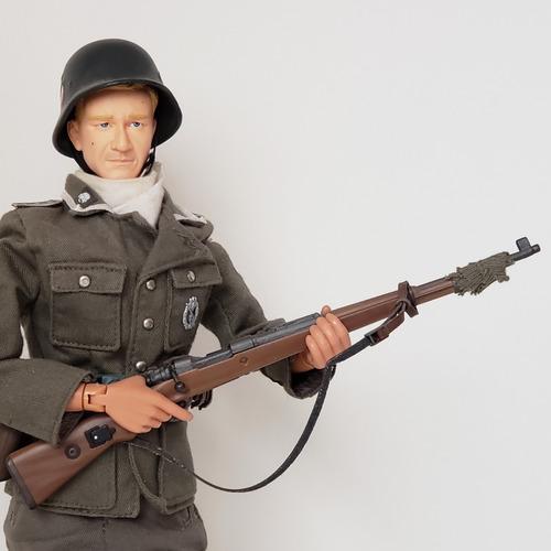 Soldado Totenkopf Segunda Guerra Mundial 1/16