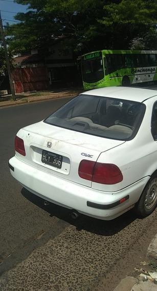 Honda Civic 1.6 Ex At 1997