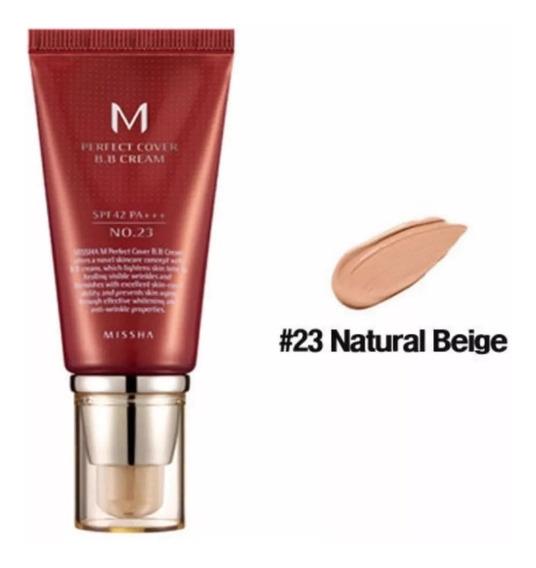 Perfect Bb Cream 50ml Missha N° 23 Original - Pronta Entrega