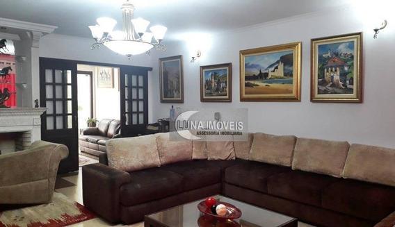 Sobrado Com 4 Dormitórios À Venda, 540 M² Por R$ 1.908.000,00 - Jardim Hollywood - São Bernardo Do Campo/sp - So0657