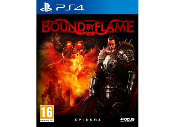 Bound By Flame Ps4 Lacrado