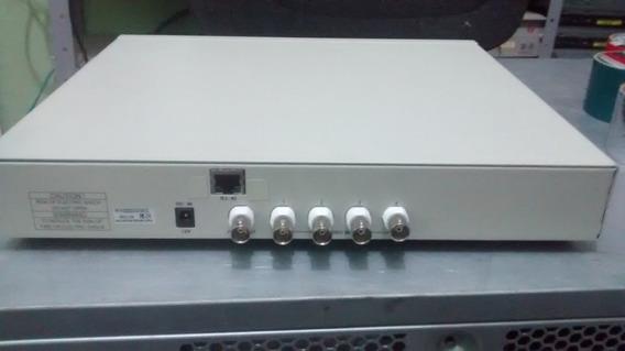 Digital Video Recorder Yoko 4 Canais Com Rj45 (1199a)