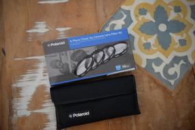 Kit De Filtros De Lente Close Up 58mm Polaroid