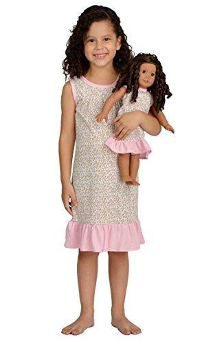 Conjunto De Camisones Para Niña Y Niña - Conjunto De Pijama