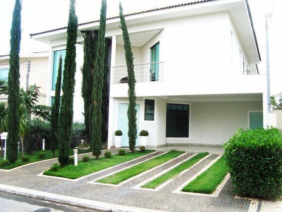 Sobrado Em Jardins Mônaco, Aparecida De Goiânia/go De 364m² 4 Quartos À Venda Por R$ 1.498.000,00 - So248900