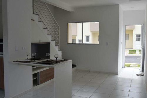 Casa De Condomínio Com 2 Dorms, Chácara Do Solar Ii (fazendinha), Santana De Parnaíba - R$ 220 Mil, Cod: 118 - V118