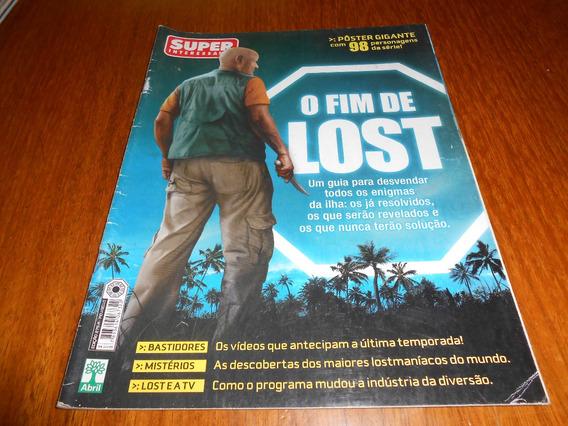 Revista Super Interessante: O Fim De Lost.