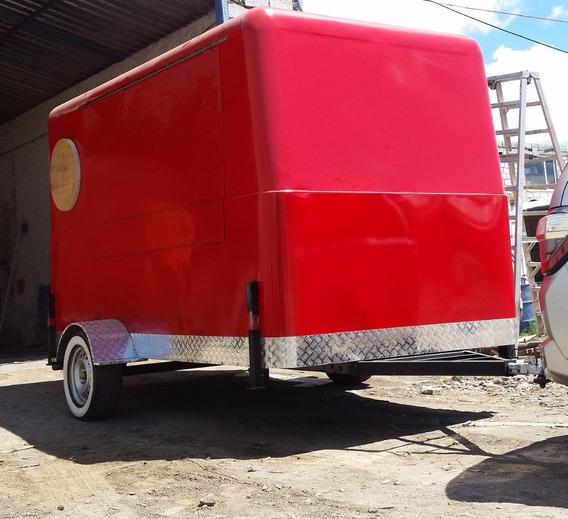 Diseños Exclusivos Food Truck Remolques Comida Fabricantes