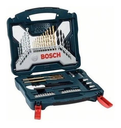 Juego Set Kit Mechas Puntas Bosch 50 Piezas En Caja Pr