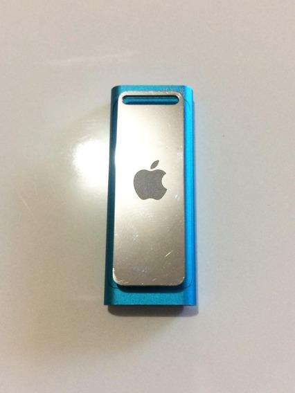 iPod Shuffle Azul 3ª Geração 2 Gb - Frete Grátis - Usado