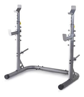Soporte Rack Golds Gym Rack Para Barra De Pesas Xrs 20 Nuevo