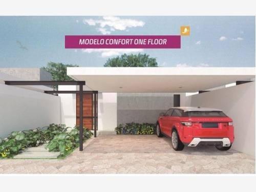 Casa Sola En Venta Residecial Campo Cielo, Temozon Norte