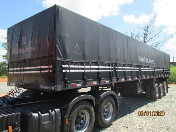 Carreta Graneleira Ls 12,50m - C/ Pneus