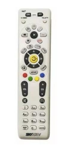 2 Controles H67 Hdtv Plus Sky Original