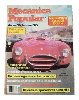 Revista Mecanica Popular Noviembre 1982 Edicion Mexico