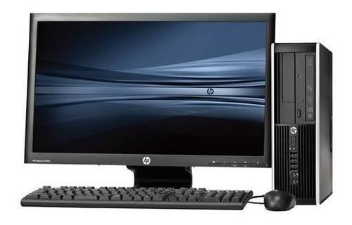 Imagen 1 de 1 de Computador Hp 6300 Sff Ci3 / 4gb / 500gb / 17  Win 8 Pro Lic