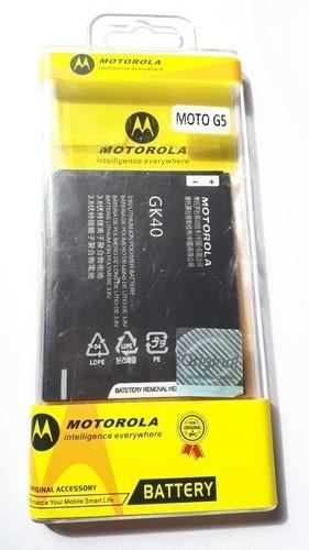 Imagen 1 de 3 de Bateria Pila Motorola Moto C G4 Play Gk40 G5 E4 Caja Origina
