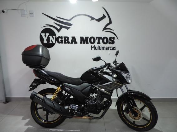 Yamaha Ys 150 Fazer 2018 Flex