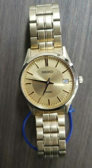 Relógio Feminino Seiko 7n42aj/4 Analógico Quartz Casual