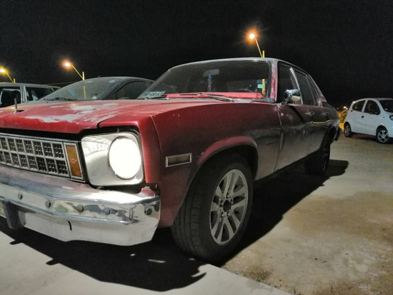 Chevrolet Nova Sedán