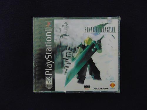 Imagen 1 de 8 de Final Fantasy 7 Nuevo Y Sellado De Fábrica