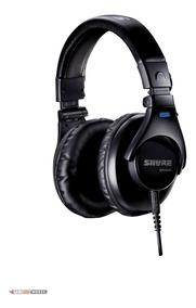 Headphone Shure Srh440 Na Loja Cheiro De Musica !!