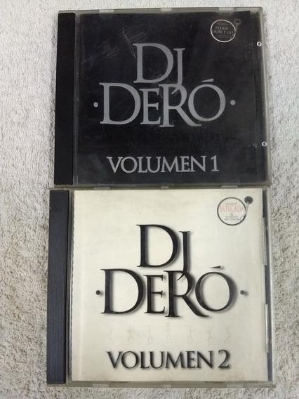 Cd-dj Dero-lote 2cd-dance-onda Cattaneo-tiesto-avici-guetta