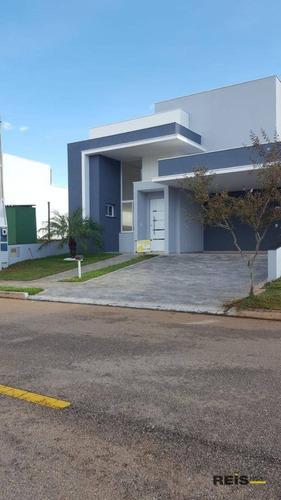 Casa Com 3 Dormitórios À Venda, 160 M² Por R$ 650.000,00 - Jardim Novo Horizonte - Sorocaba/sp - Ca1483