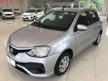 Toyota Etios 1.5 Ready 16v Flex 4p Automático