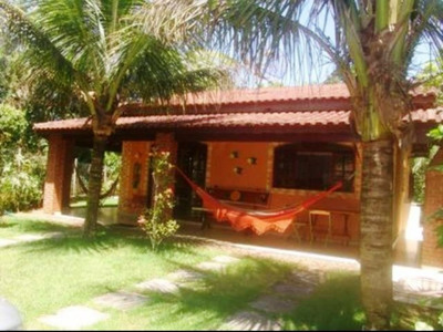 Casa Para Venda Condomínio Costa Do Sol - Guaratuba - Bertioga - Ca00887 - 4897895