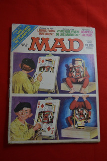 Revista Mad Argentina # 38 - 1980