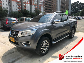 Nissan Frontier Np300 Automatico 4x4 Diesel