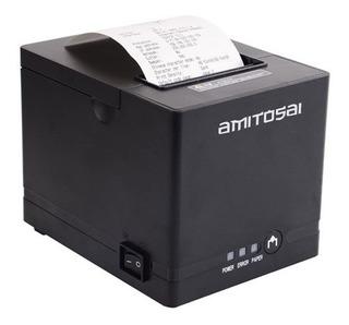 Impresora Amitosai Tmt20 Usb Termica Comandera Tickeadora