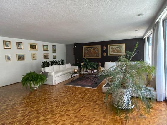 Lomas De Chapultepec, Departamento A La Venta En Monte Chimborazo, Excelente Ubicación (gr)