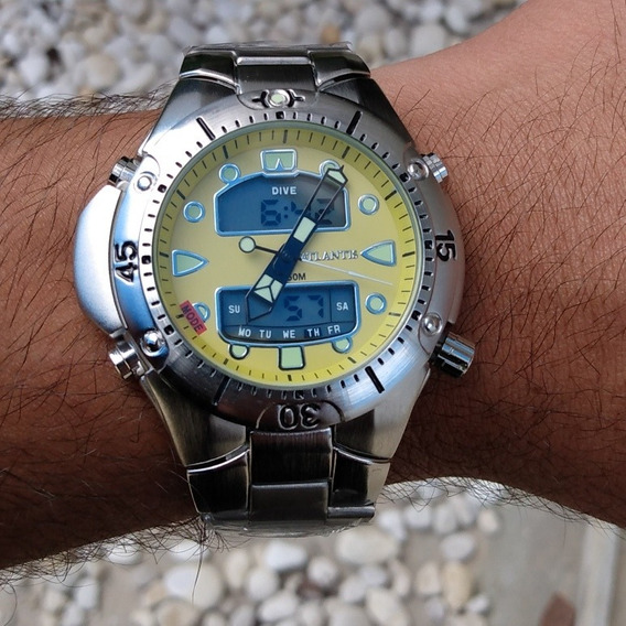 Relógio Atlantis Aqualand Jp1060
