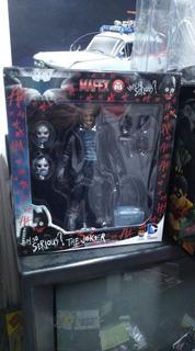 Medicom Mafex The Dark Knight Joker Robber Bank