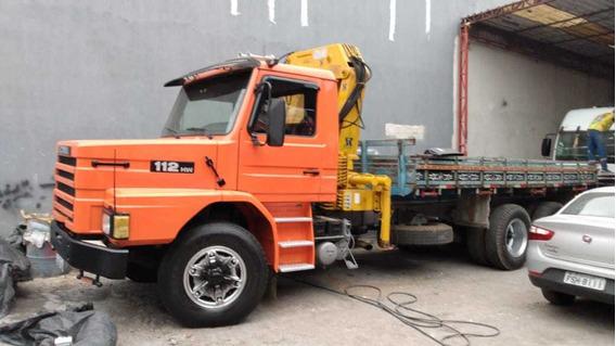 Caminhão Munck 20 Toneladas Idrau Scania 112 82 6x2