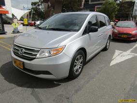 Honda Odyssey Exl At