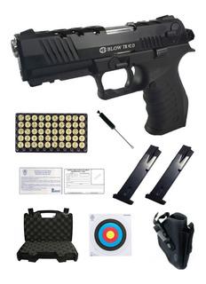 Pistolas Traumáticas Blow® Tr92 + 2 Proveedores + Cepillo