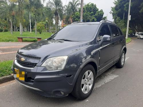 Chevrolet Captiva Sport Automática 2012