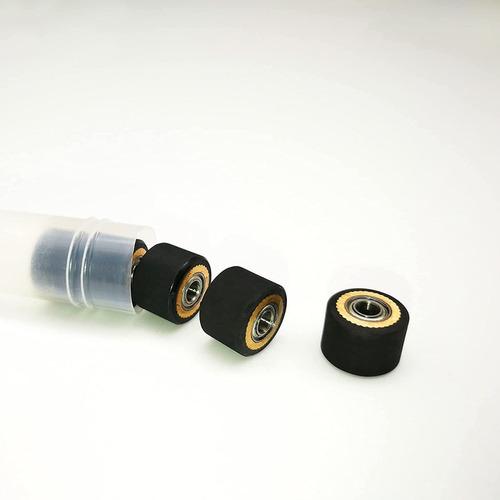 Imagen 1 de 3 de Ruedas Pinch Roller Para Plotter 4x11x16