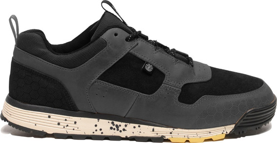 Zapatillas Element Backwoods Asphalt Black Hombre
