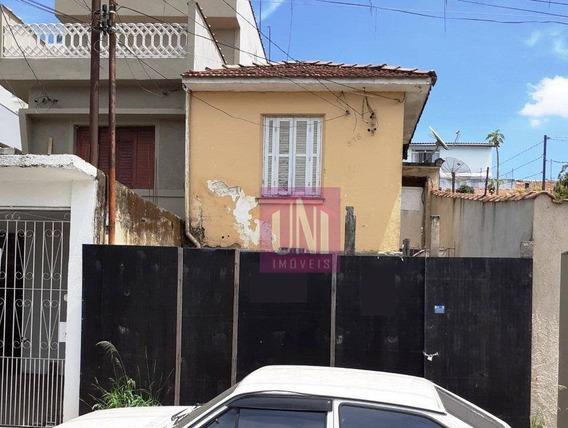 Terreno À Venda, 150 M² Por R$ 250.000 - Parque Novo Oratório - Santo André/sp - Te0198