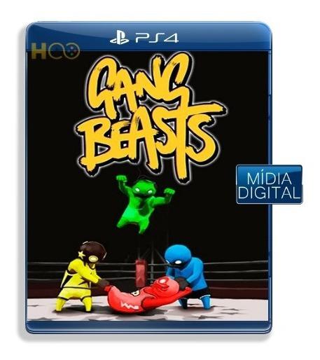 Gang Beasts - Ps4 Cod Psn I Entrega Imediata