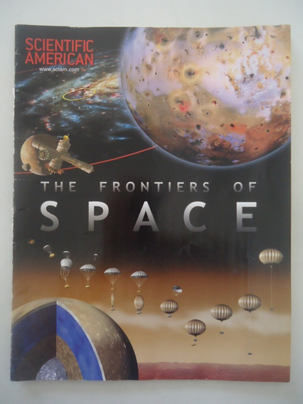 Scientific American - The Frontiers Of Space - Em Inglês
