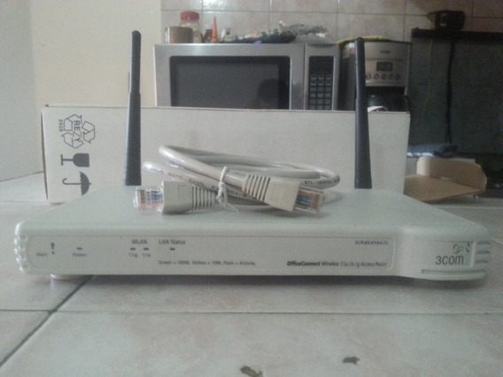 Router Repetidor Wifi 3com Officeconect