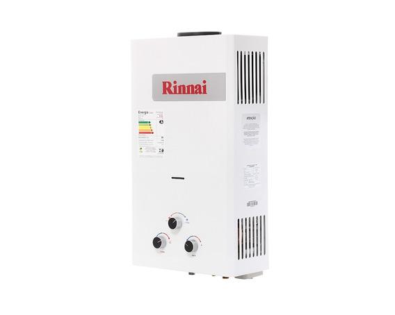 Aquecedor Gas Rinnai 9l Reu M09 Glp