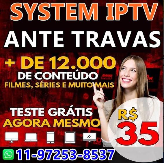 Tv Box Amvoxiptvatv 108iptv Dyberop Wifi Android 7.1.2iptv Gibertbo Remoto Sistema Onli