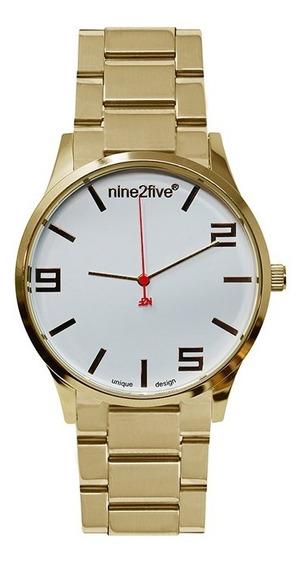 Reloj Hombre Nine2five As19ae14glbl Watch It!