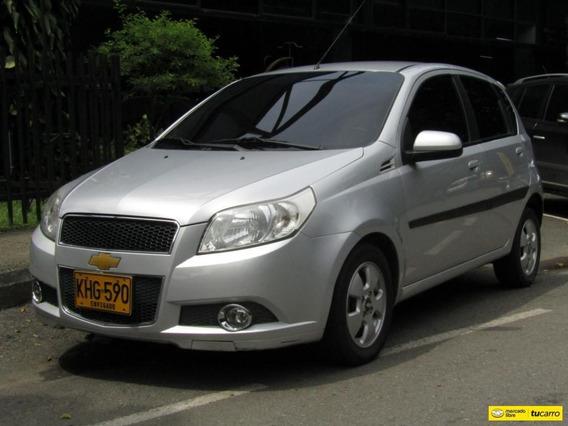Chevrolet Aveo Emotion Gt 1600 Cc Mt 5p